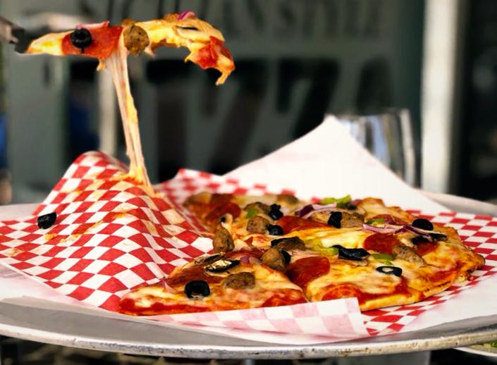 Rosarito Beach Pizza