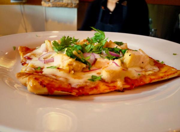 Rosarito Pizza slice