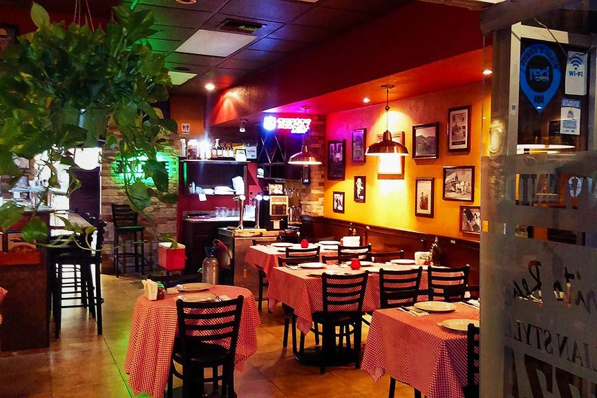 Rosarito Beach Pizza & Fine Italian Cuisine
